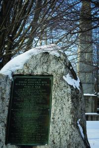 Concord Common Memorial
