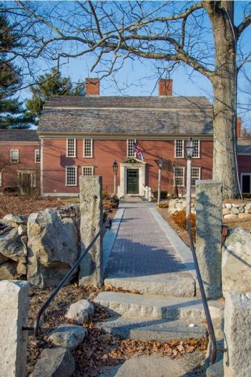 Longfellow Wayside Inn sudbury Massachusetts