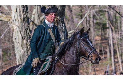 Tower Park Battle Lexingotn, MA April 19 1775