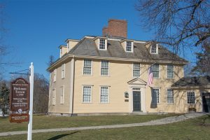 The BuckmanTavern1709