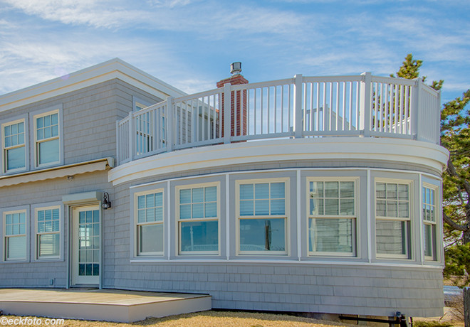 Beach House, Wells, Maine - Front Side