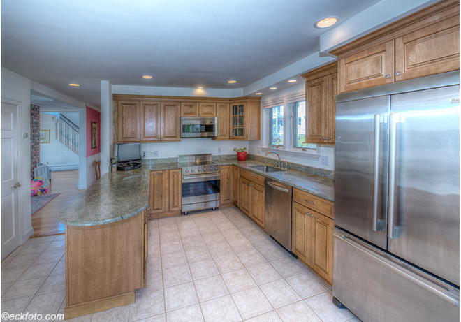 House on the Water Front, Kitchen 2, Nahant, MA