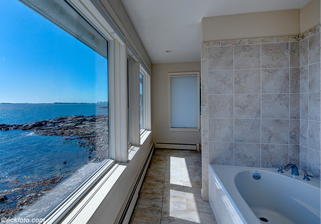 House on the Water Front, Master Bathroom 1, Nahant, MA