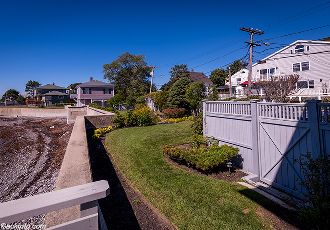 House on the Water Front, Yard 1, Nahant, MA