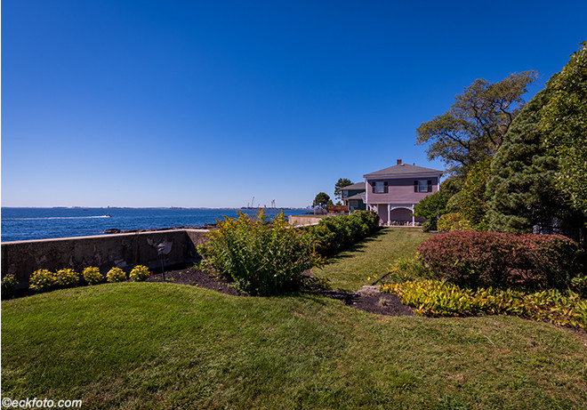 House on the Water Front, Yard 2, Nahant, MA