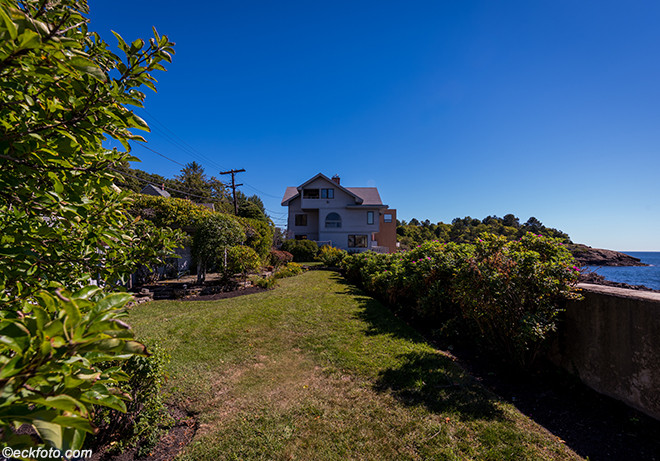 House on the Water Front, Yard 3, Nahant, MA