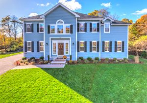 EckFoto Real Estate Photography, Front at 334 Concord Avenue, Lexington, MA