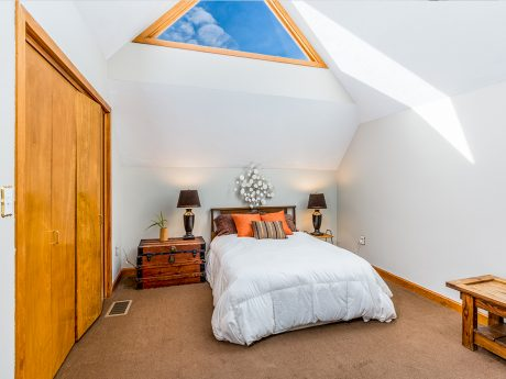 EckFoto Real Estate Photography, Bedroom at 16 McKinley Road, Marblehead, MA