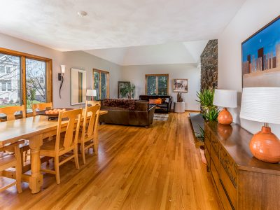 EckFoto Real Estate Photography, Dining Room at 16 McKinley Road, Marblehead, MA
