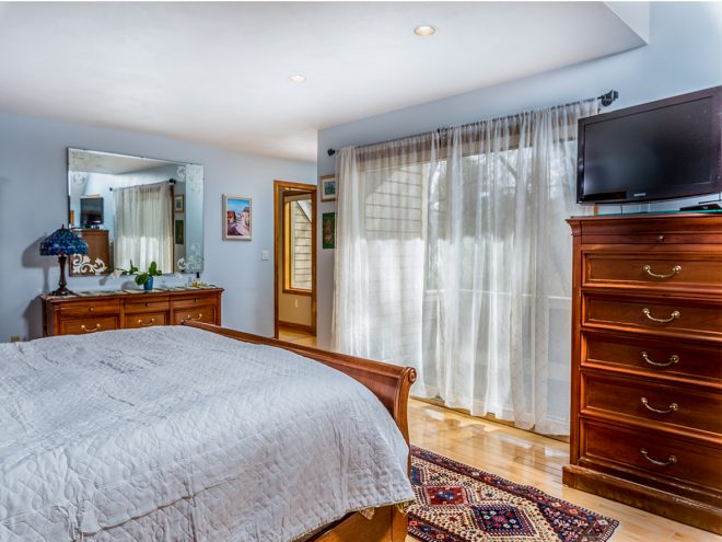 EckFoto Real Estate Photography, Master Bedroom at 16 McKinley Road, Marblehead, MA