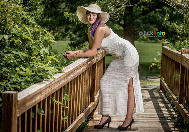 EckFoto Portrait Photography with ML at the Acton Arboretum