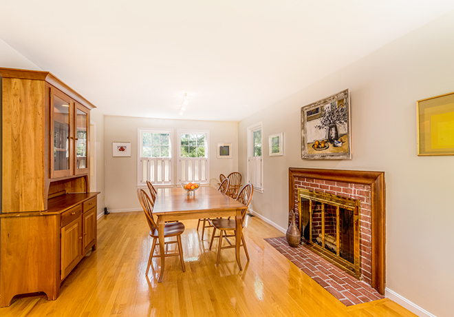 EckFoto Real Estate Photography at 114 Potter Pond, Lexington MA
