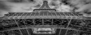 EckFoto Architecture Photography Eiffel Tower