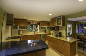 EckFoto Real Estate Photography - Beautiful Home in Arlington, MA - Remodeled Kitchen