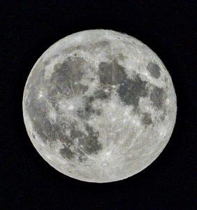EckFoto Night Photography - Full Moon