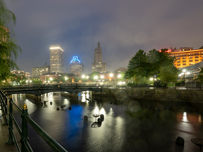 EckFoto Night Photography Providence RI 3466